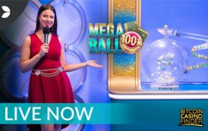 Evolution Gaming Releases Lottery-Style Game 'Mega Ball'