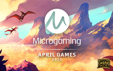 Microgaming Welcomes April With A Trio Of New Releases