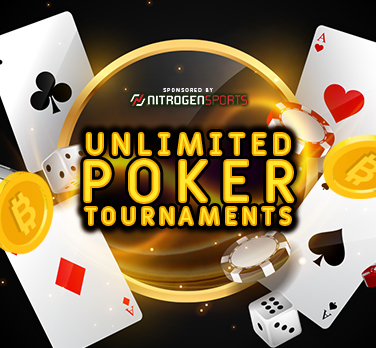 Unlimited Poker Tournaments Countdown