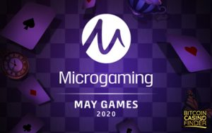 Microgaming Releases Lineup Of Slot Titles For May