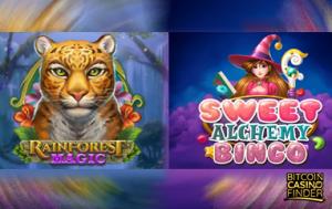 Play'n Go Broadens Portfolio With New Slot And Bingo Titles