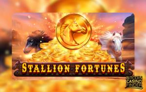 Pariplay Returns To The Wild West Era With Stallion Fortunes