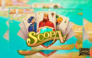 aItaly's National Card Game Inspires Habanero's Scopa Slot