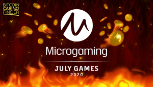 Microgaming Reveals New Wave Of Games For July
