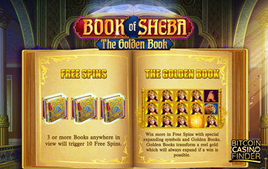 iSoftbet Book of Sheba Features An Infamous Biblical Figure