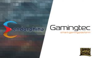 Endorphina, GamingTec Ink Global-Wide Content Deal