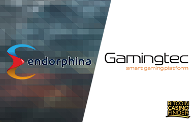 Endorphina, GamingTec Ink Global-Wide Content Deal