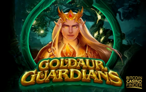 Microgaming's Hyperspins Debuts On Goldaur Guardians