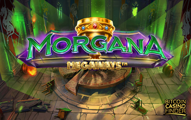 iSoftbet's Morgana Megaways Stars King Arthur's Sorceress