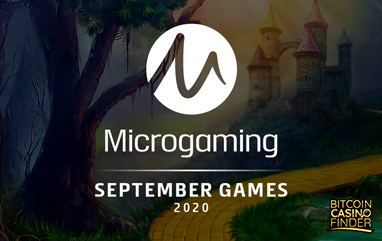 Microgaming Unveils Range Of Premium Slots For Fall
