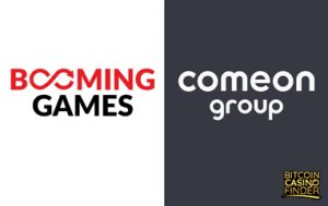 Booming Games Is Now Live At Sunmaker and Cherry Casinos