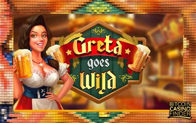 iSoftbet's Greta Goes Wild Celebrates Oktoberfest Slot