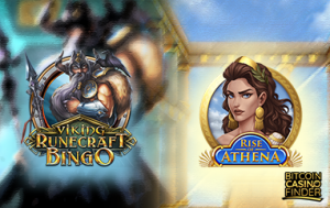 Play'n Go Markets New Mythology-Inspired Bingo, Slot Titles
