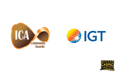 IGT Wins Sustainable Business Award In ICA 2020