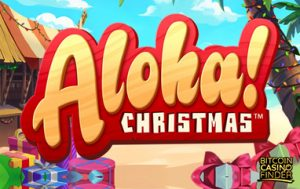 NetEnt's Aloha! Christmas Slot Brings Twist To Its Cluster Pay Roster
