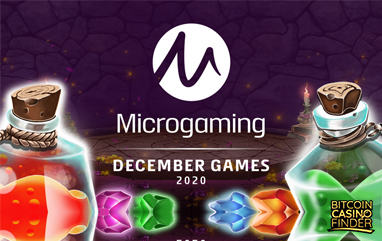 Microgaming Releases New Poker, Slot Titles For December
