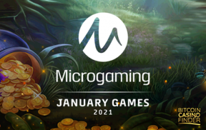 Microgaming Unveils Series Of January Releases