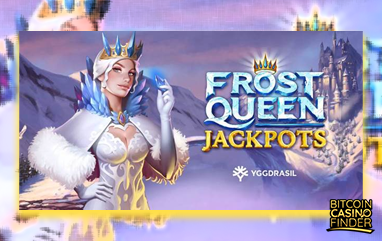 Frost Queen Jackpots Marks Yggdrasil's First 2021 Release