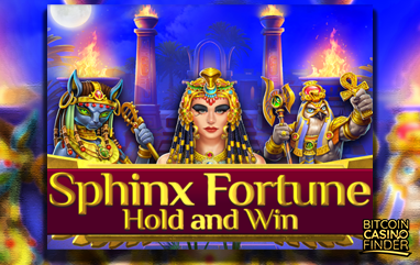 New Booming Games Title Sphinx Fortune Slot To Feature Hold And Win
