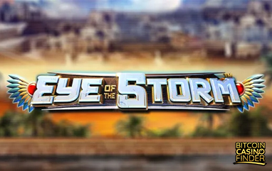 Pragmatic Play's Eye of The Storm Slot Offers A Journey To Egypt